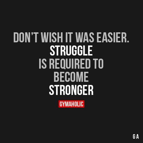 struggleisrequired