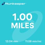 Run streak - day 4