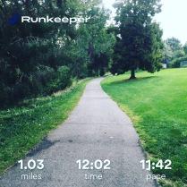 Run streak - day 5