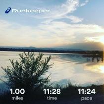 Run streak - day 7