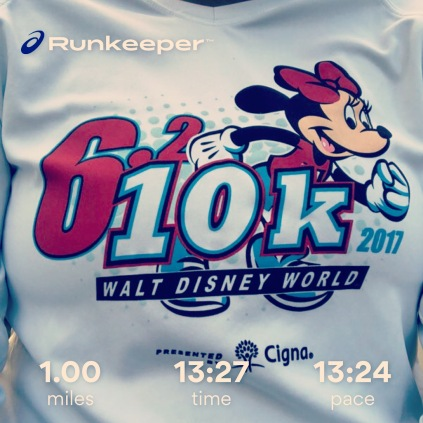 Run streak - day 10