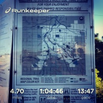 Run streak - day 19