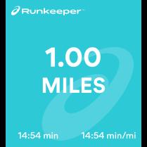 Run streak - day 20